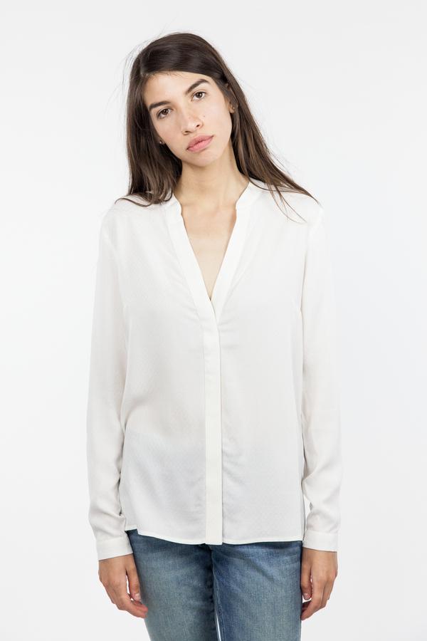 Just Female Shary Shirt - White