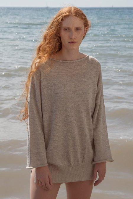 FFORM Lounge Sweater - Warm Light Grey