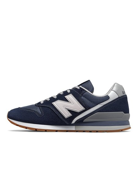 New Balance 996 Sneaker - Natural Indigo/Munsell White
