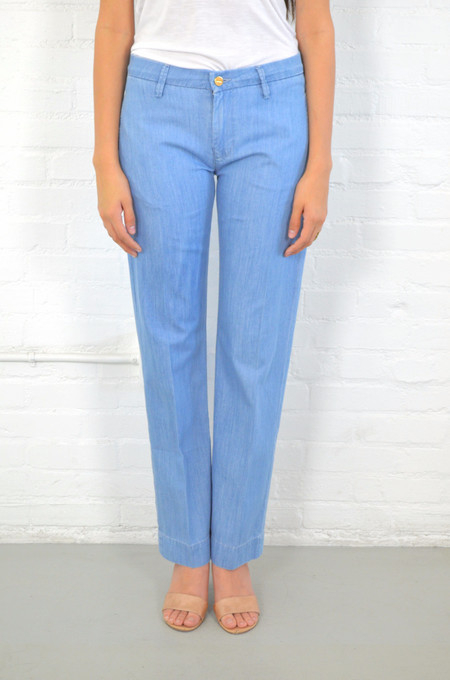 FRAME Denim Frame Le Straight Trouser Reese