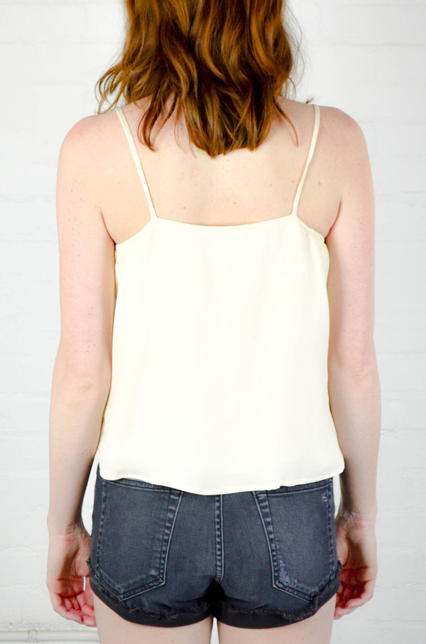 Objects Without Meaning Nude Twist Lounge Tank