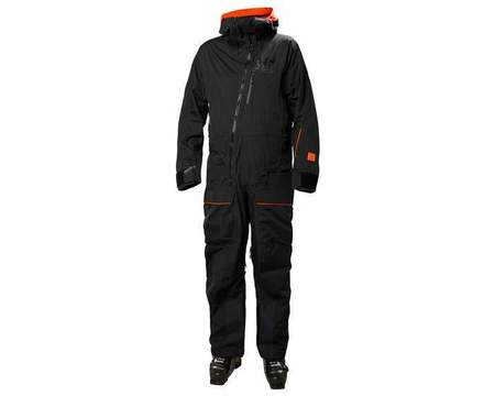 Helly Hansen ULLR Powder Suit - Black