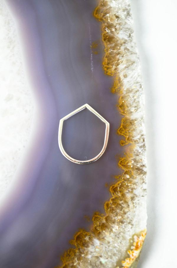Still House Sterling Silver Namas Ring