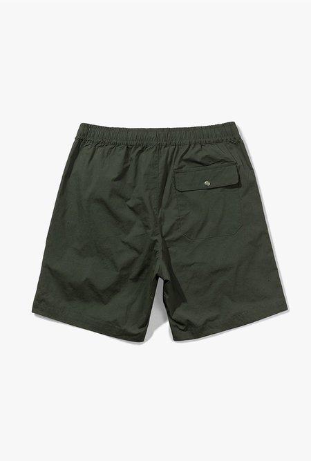 Native North Paper Shorts - Green