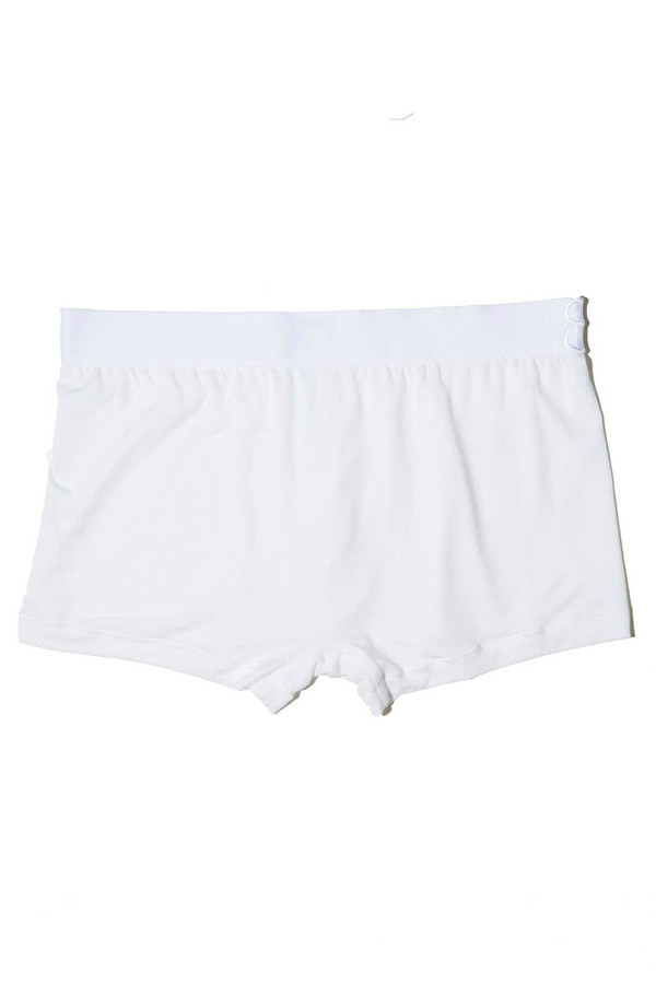Men's The Eighth The Trunk in Monochromatic White