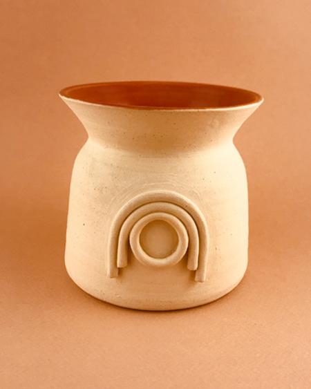 Meha Ceramics SYMBOLS CASA JUG