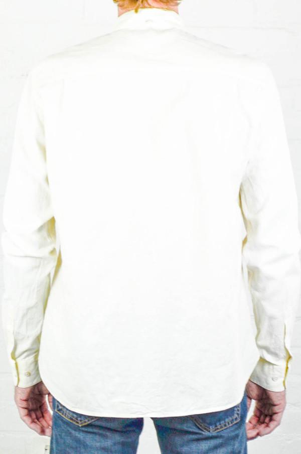 Men's YMC Cream Harajuku Shirt