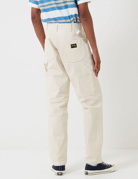 Stan Ray 80's Painter straight Pant - Natural