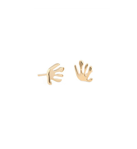 Dream Collective Gold Oceana Studs