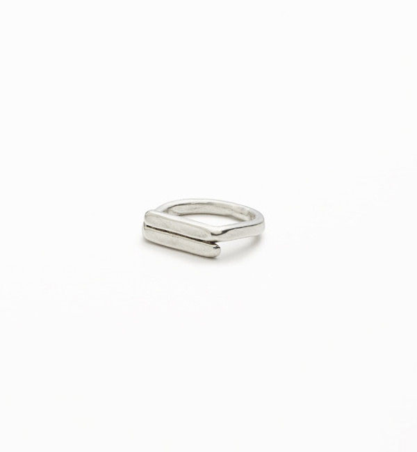 Fay Andrada Silver Rele Ring