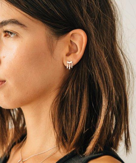 Sierra Winter Day Dreamer Earring - Sterling Silver