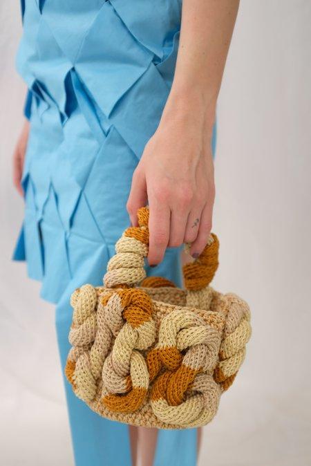 Mozh Mozh Mini Crochet Knots Bag