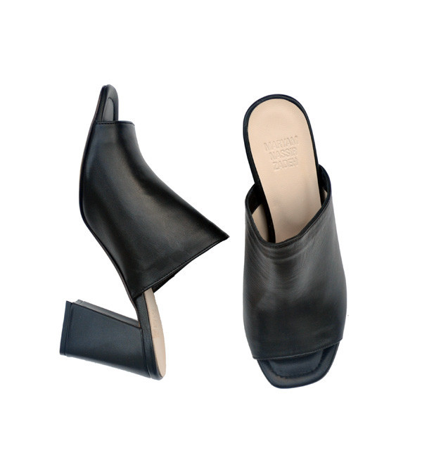 Maryam Nassir Zadeh Night Calf Penelope Mule