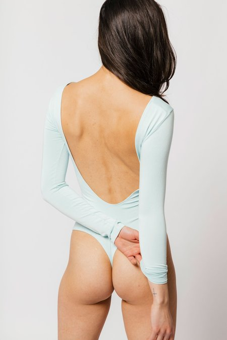 [Pre-Loved] Mary Young Teva Bodysuit - Mint