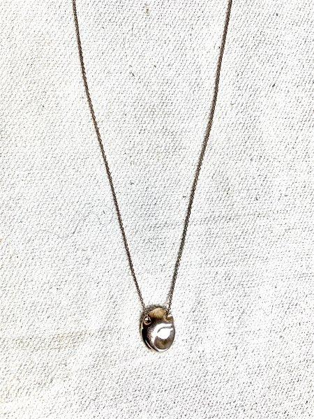 Chorthip Pebble Pendant Necklace