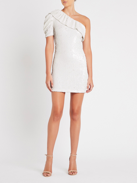 IRO Roxe Dress - white