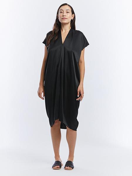 Miranda Bennett Everyday Dress Silk Charmeuse