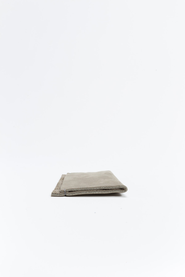 Annie Williams Cardholder Grey