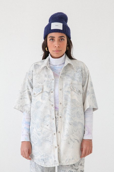 KkCo Canyon Shirt - Marble Dye