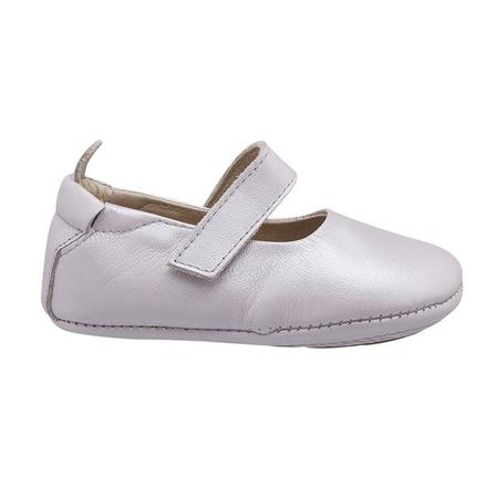 Kids Old Soles Gabrielle Mary Jane Shoes - Nacardo Purple
