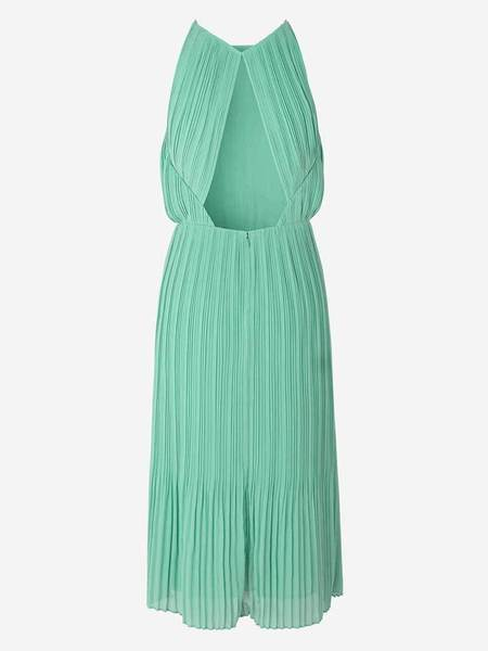 Samsoe & Samsoe Myllow Midi Dress - Creme de Menthe