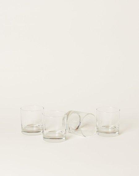 Vintage Set of Four Hi-Ball Glasses