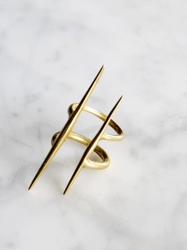 K/LLER Parallel Quill Ring