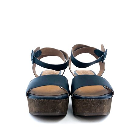 Coclico Metropol Wedges - Navy
