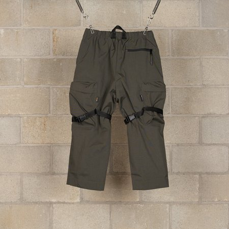N.Hoolywood OUTDOOR Products Pants - Charcoal
