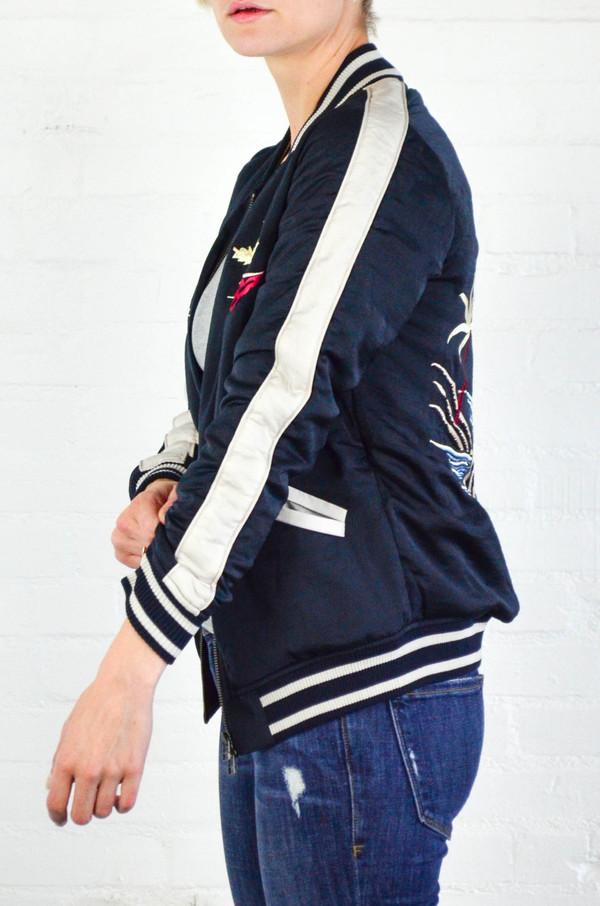 Capulet Reversible Mai Tai Souvenir Jacket