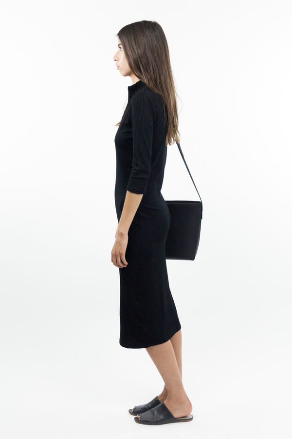 Just Female Rainy Dress - Black