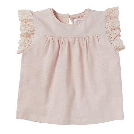 bonheur du jour bail blouse rose