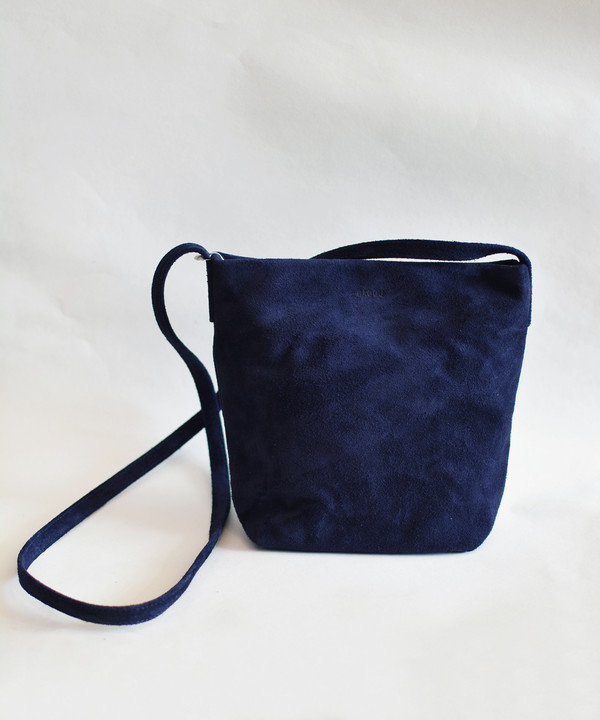 Baggu Midnight Suede Cross Body Bag