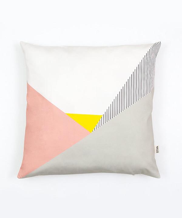Depeapa Memphis Toss Pillow #3