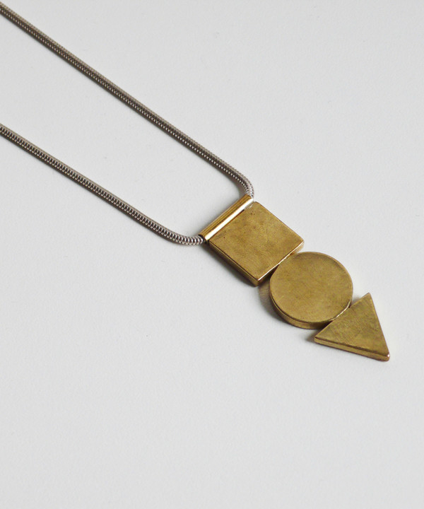 Hey Murphy Trio Necklace