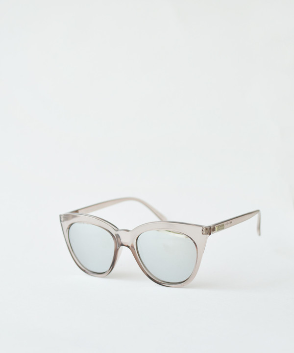 Le Specs Halfmoon Magic Stone Sunglasses