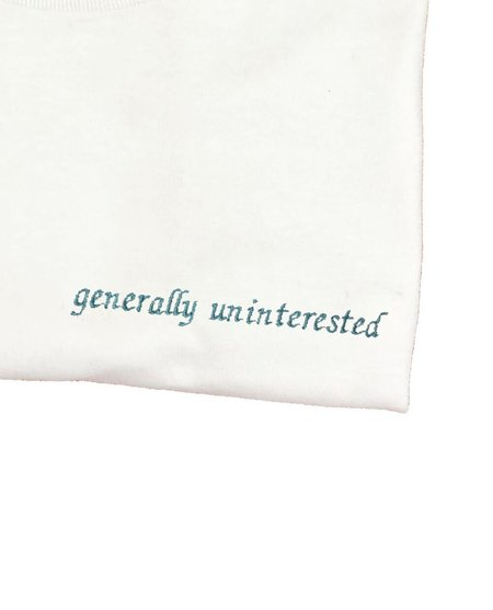 House of 950 embroidery generally uninterested tee shirt