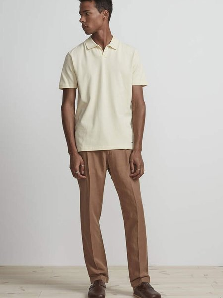 NN07 Paul Polo Shirt - Vanilla