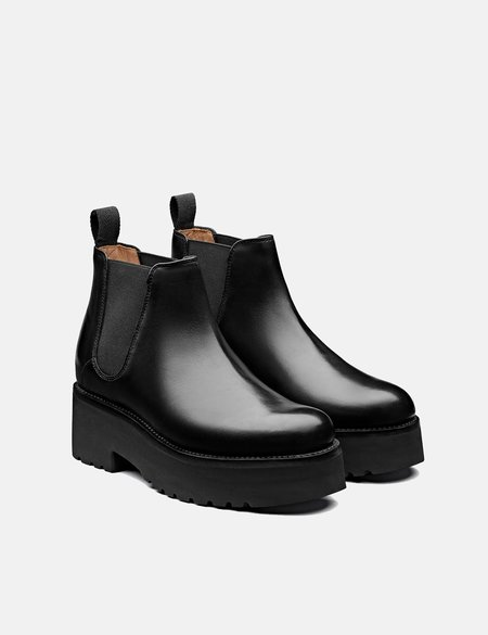 Grenson Naomi Leather Boot - Black