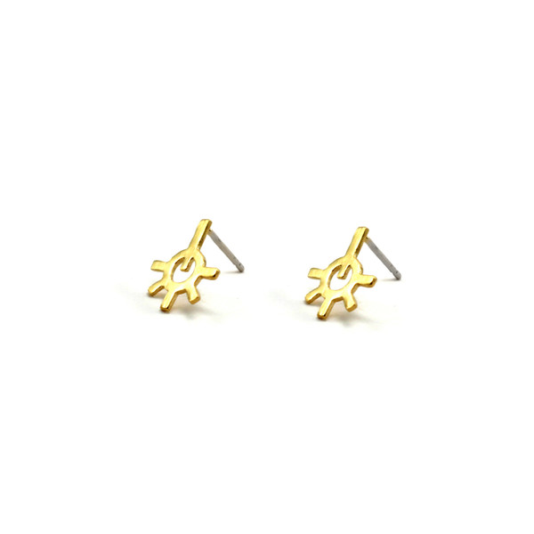 Alynne Lavigne Burst Earrings
