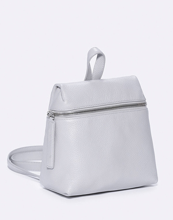 Small Grey Backpack
