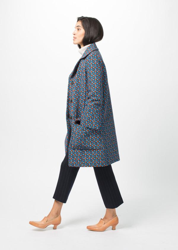 Odeeh Brocade Coat
