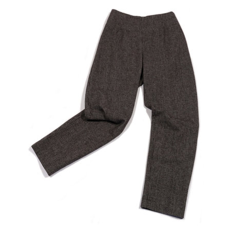Town Clothes Quintana Pant - Anthracite Stripe