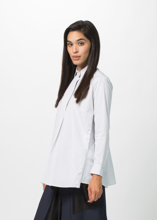 Yoshi Kondo Fight Button Up Top