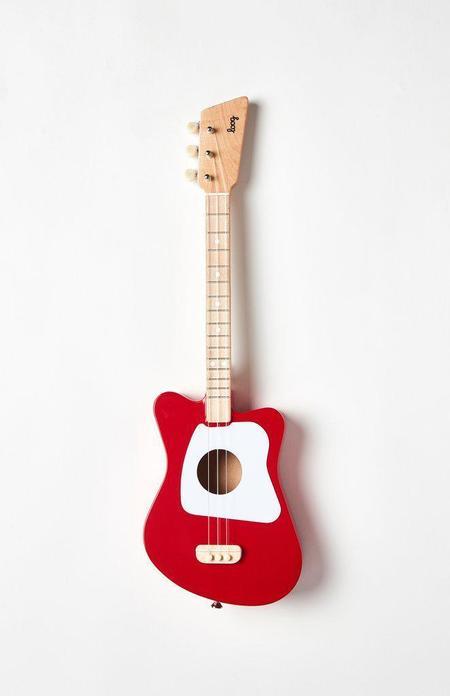 Loog Guitars Mini Guitar - Red