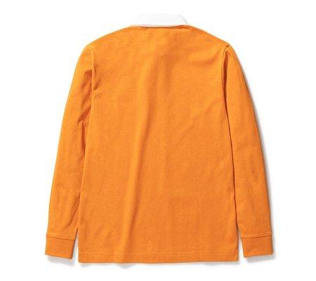 Norse Projects Ruben Polo - Cadmium Orange