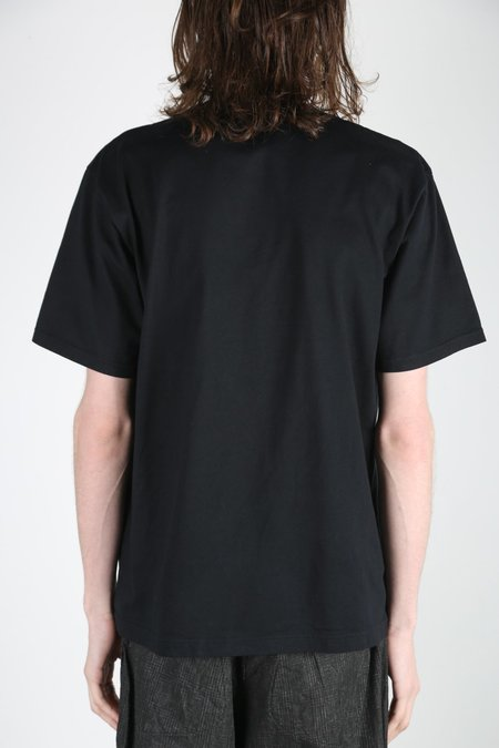 Kuon BORO PATCH TEE