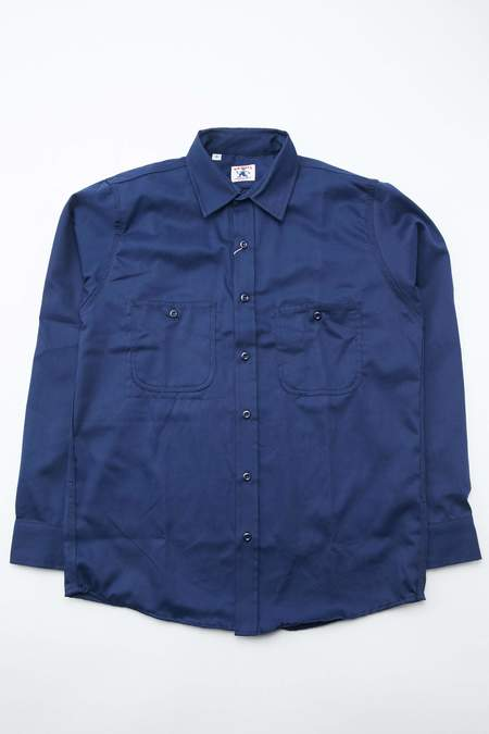 Randy's Garments 3-Pocket Work Shirt - Navy