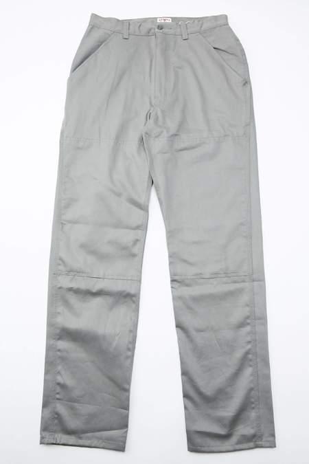 Randy's Garments Double Knee Pant - Gray