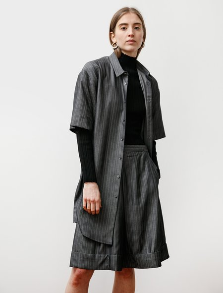 Stephan Schneider Shirt - Rails Grey